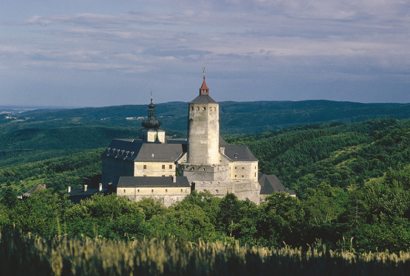 Castle Forchtenstein, Burgenland
