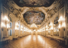 Big Gallery at Castle Schönbrunn, Vienna