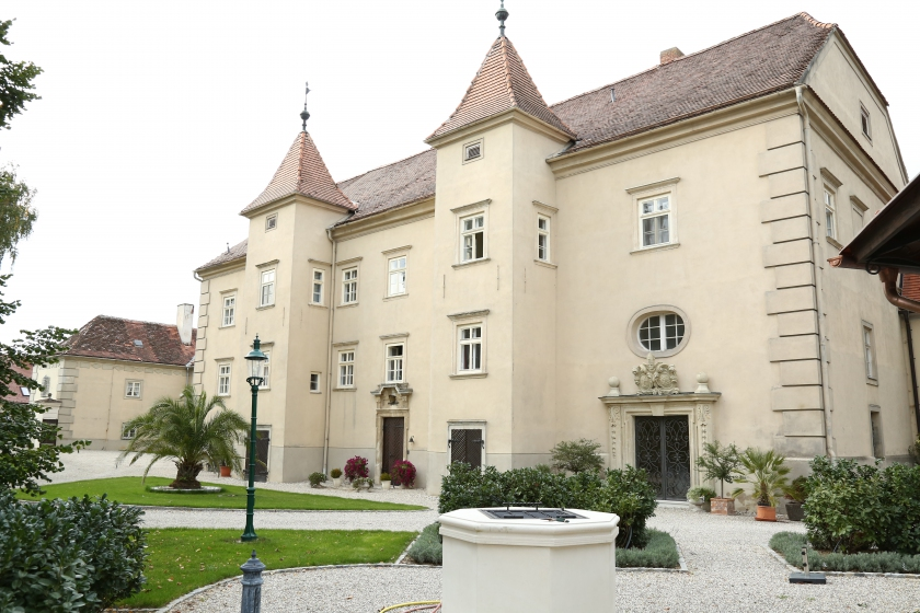 Castle Gurhof, Gansbach, Lower Austria