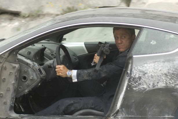 James Bond - A Quantum of Solace